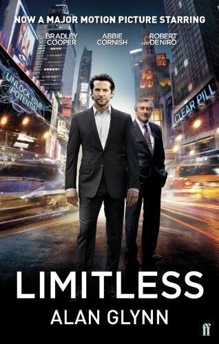Limitless, give it a whirl, wish it didn't have the movie image cover.