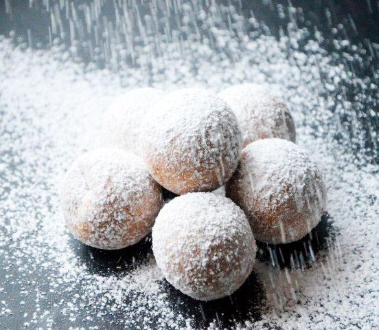 Die unwiderstehlichen Quarkinis schmecken einfach himmlisch. Überzeugen Sie sich selbst von dem einfachen Rezept.