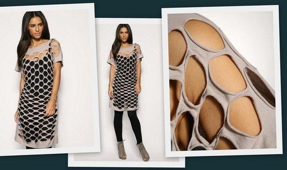 3000 idee rifacimento di vecchi vestiti in un elegante.  Immagine №2.
