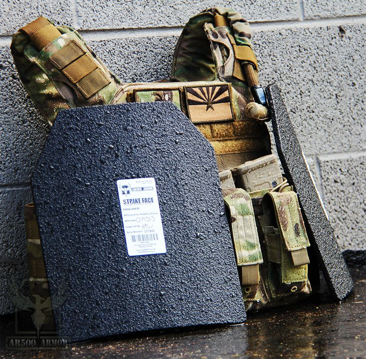 Banshee Plate Carrier With Ar500 Armor 174 Level Iii Body