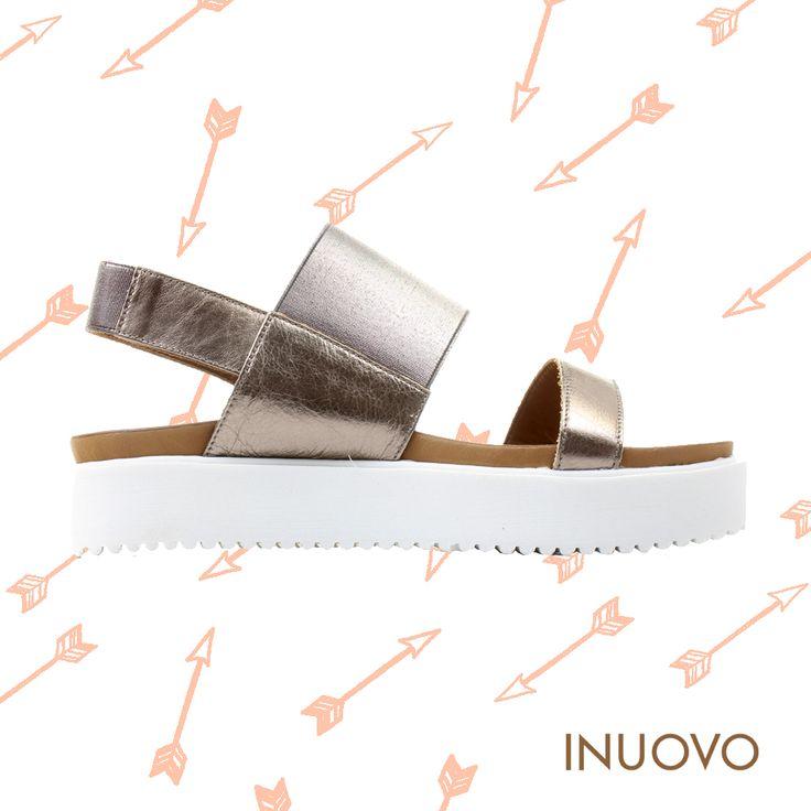 Inuovo szandálok : https://www.officeshoes.hu/cipok-uj-kollekcio-inuovo/3097401/24/order_asc  #inuovo #sandals #summer #springsummer2016 #fashion #woman