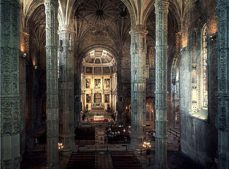 Mosteiro dos Jeronimos, Lisboa / Jeronimos Monastery, Lisbon / Monastère des hiéronymites, Lisbonne, Portugal