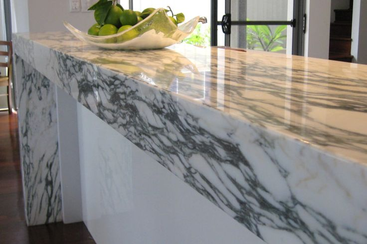 Marble Benchtop by Absolute Stone