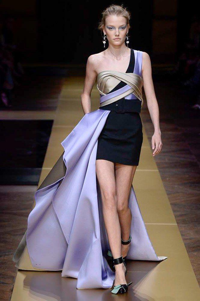 Versace Fall 2016 Couture Fashion Show #Vogue #HauteCouture #Paris