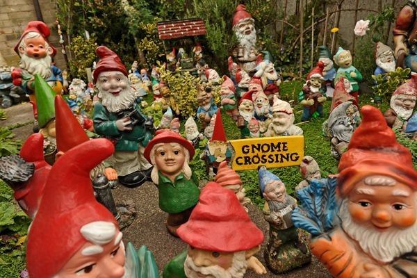 Real Gnomes: Heissner Gnomes / Kimmel Gnomes Images On
