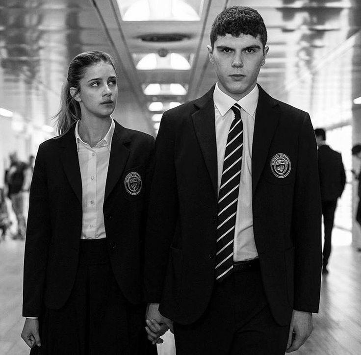 Chiara & Damiano nel 2020 Netflix, Serie tv, Daddy