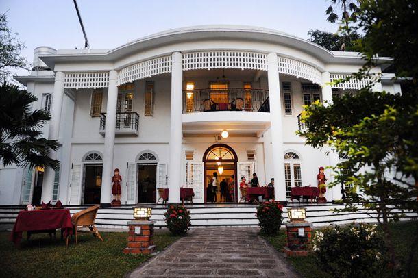 Myanmar, Burma, Food, cuisine, l'alchimiste, Zawgyi, restaurant, Rangoon, Yangon