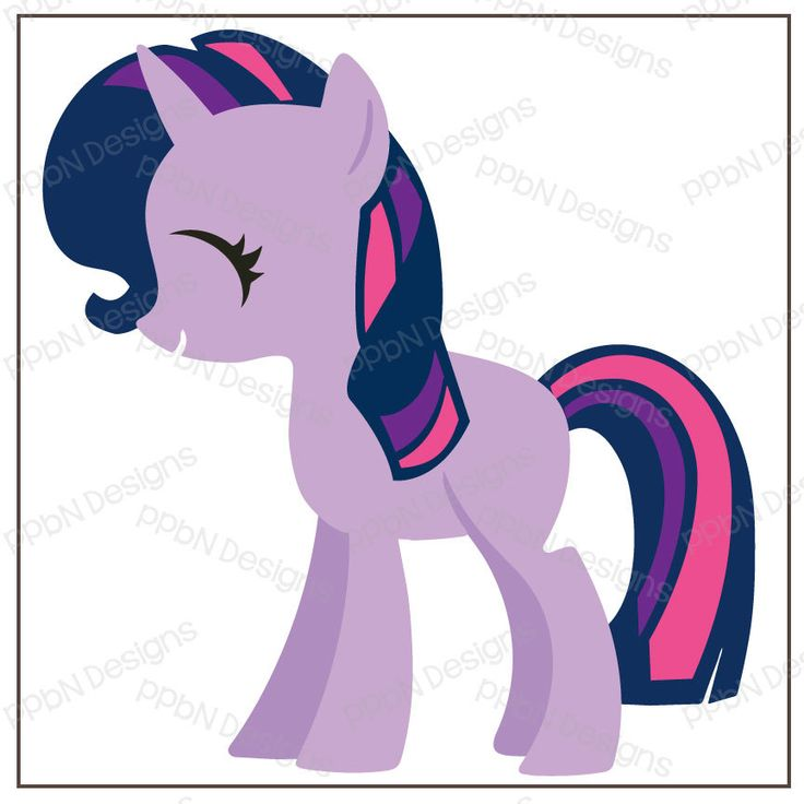 PPbN Designs - Purple Sparkle Pony (Free for Members), $0.00 (http://www.ppbndesigns.com/purple-sparkle-pony-free-for-members/)