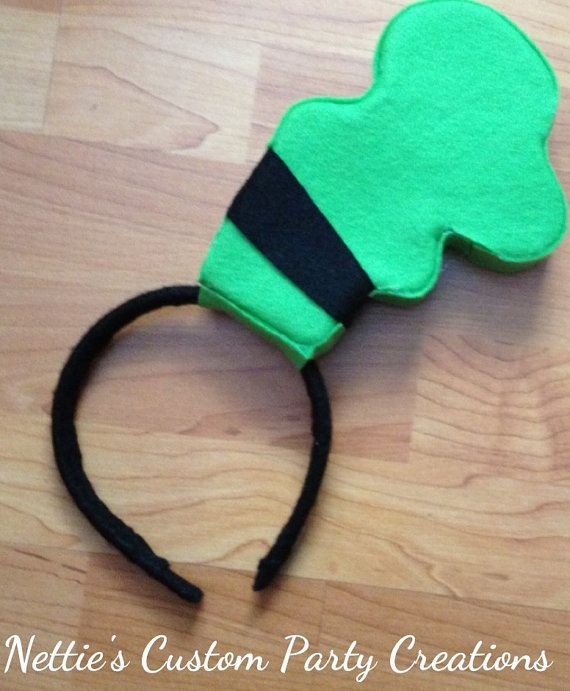 Mickey Mouse clubhouse inspired goofy hat perfect for parties 6ct