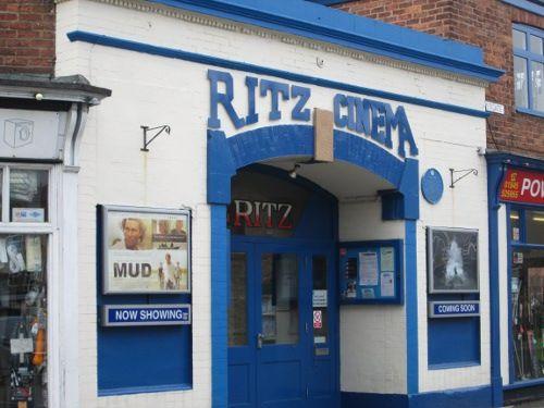 Ritz Cinema, Thirsk 1912