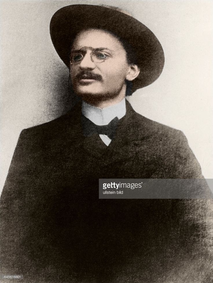 two russian revolutions assesses trotsky