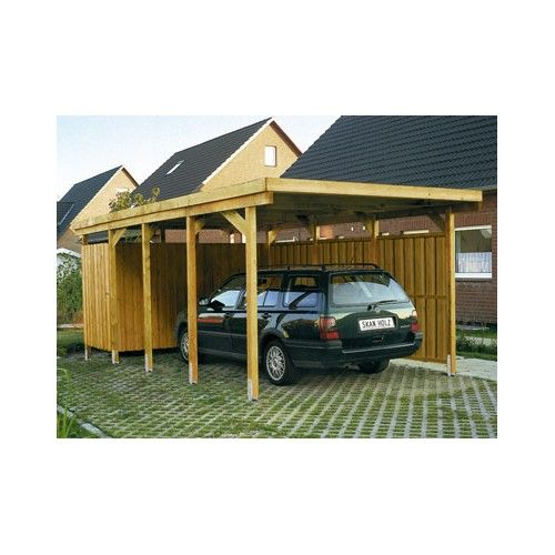 1000 ideas about abri de voiture on pinterest garage bois toit plat carport alu and carport bois. Black Bedroom Furniture Sets. Home Design Ideas