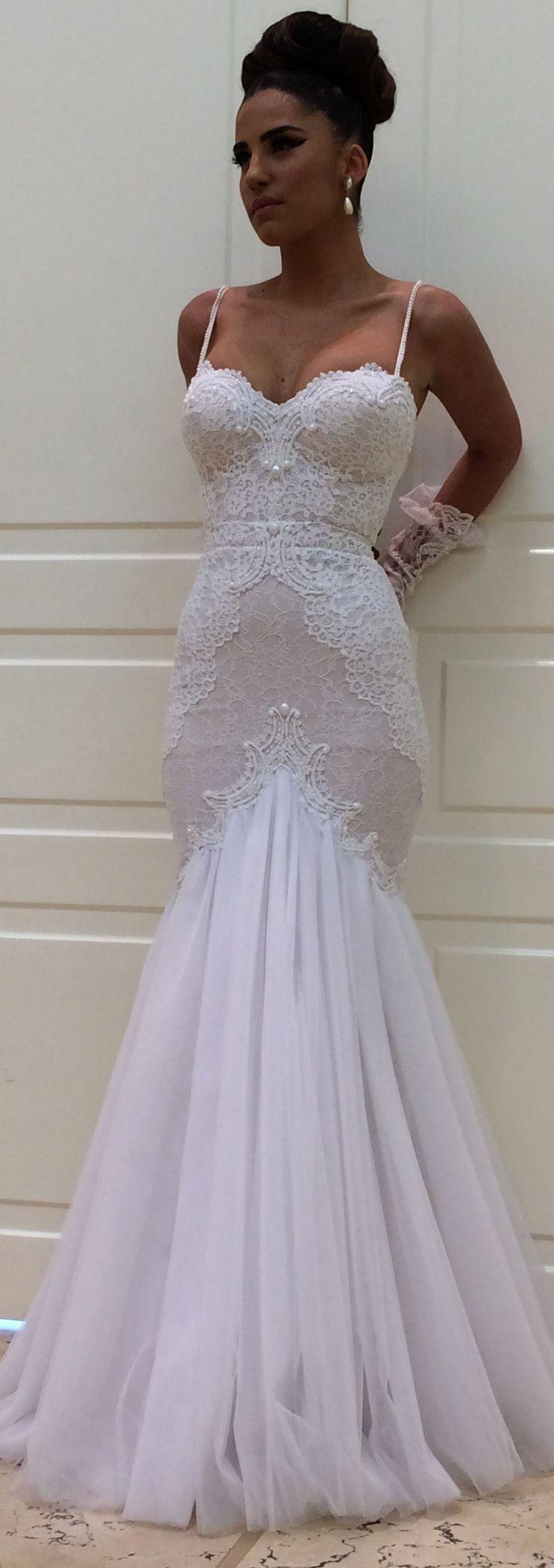 Stunning #BERTA bride in a BERTA masterpiece <3 Model 13-164