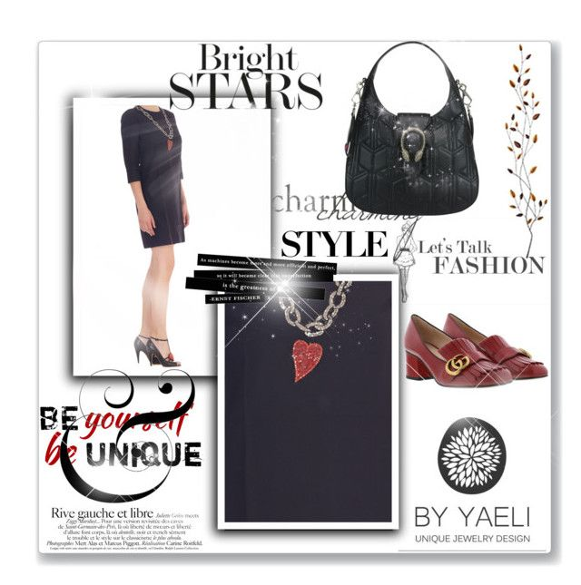 """Gucci Essential"" by brunarosso-eshop on Polyvore featuring moda e Pier 1 Imports"