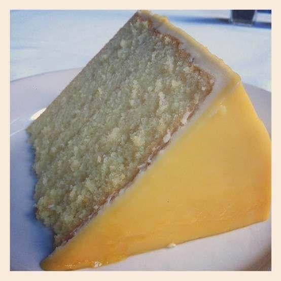 Copycat....Del Frisco's Lemon Doberge Cake