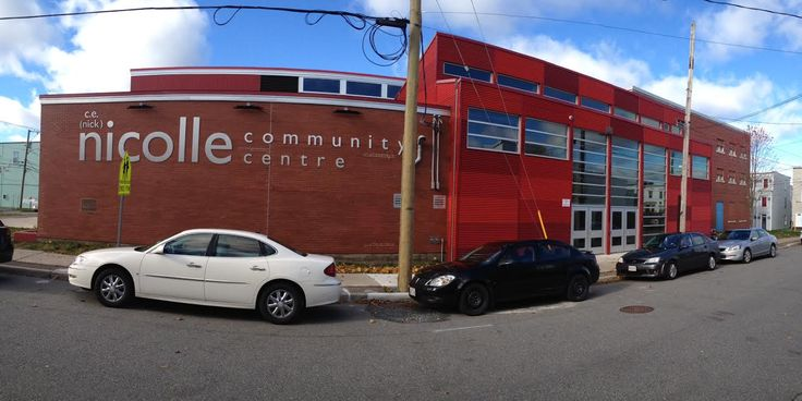 Renovated Nick Nicolle Community Centre