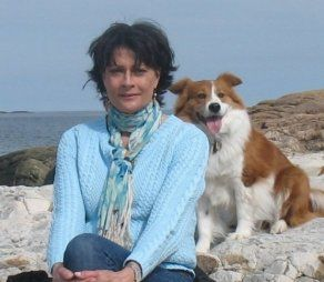 Shelley and Jake, Long Beach ,Gloucester: Meet Shelley and her pal, Jake, from Long Beach, Gloucester Massachusetts.  They are some of the fun people (well, dogs are people too, aren't they) that