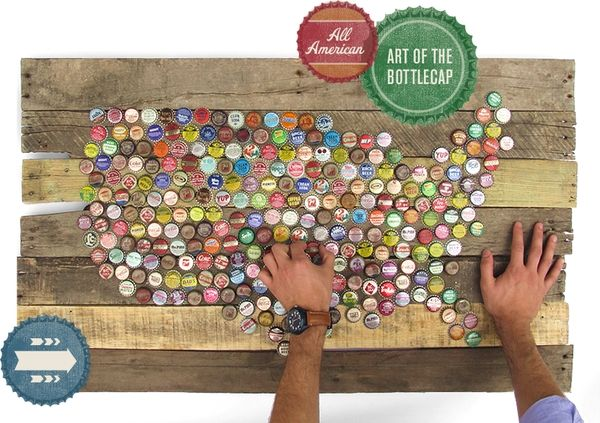 199 best holidays images on pinterest fall fall front for Large bottle caps for crafts