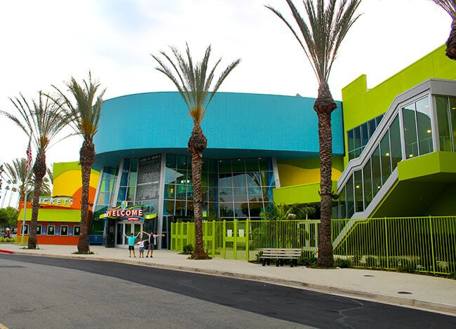 The Discovery Cube Orange County Formerly Known As The