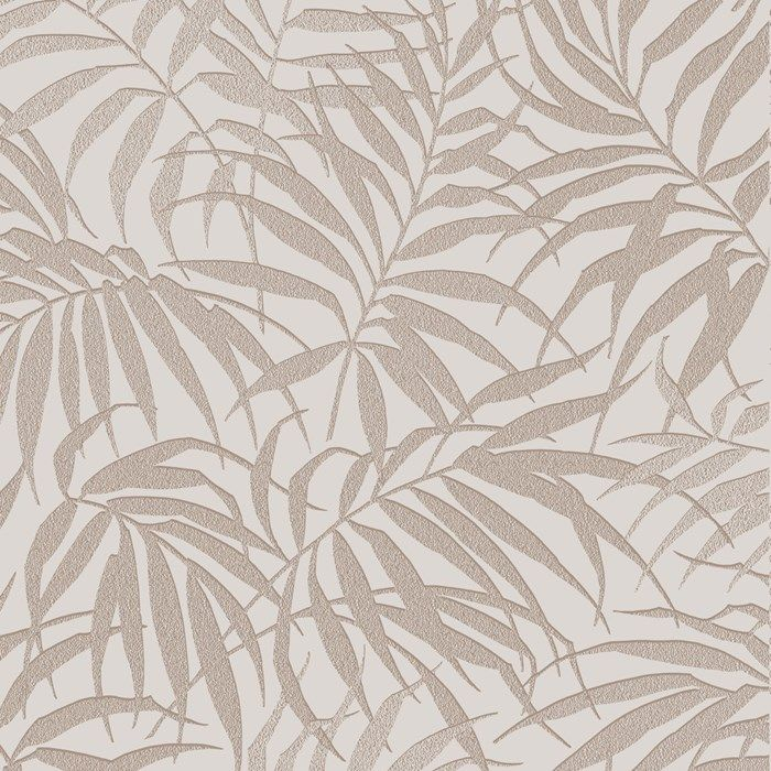 tropic beigerose gold wallpaper by graham and brown