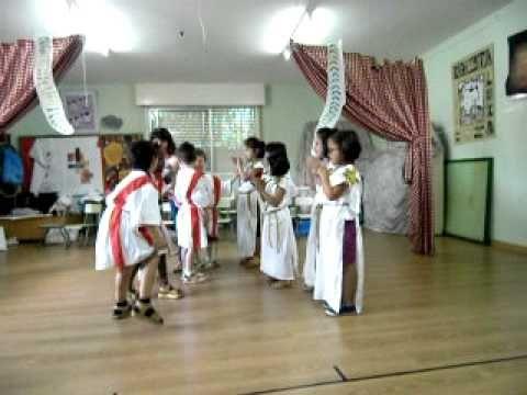▶ baile griego infantil - YouTube