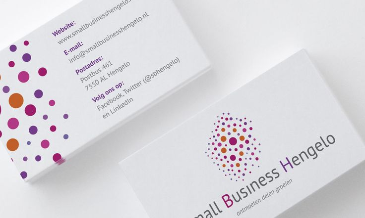 Small Business Hengelo: Huisstijl, Logo, Drukwerk