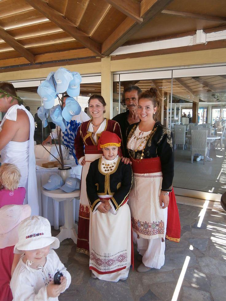 Traditional Cretan Dress