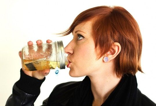 Awesome. Awesome. Awesome.: Travel Mugs, Idea, Canning Jars, Sippy Cups, Mason Jars, Drinks, Cuppow Mason, Jars Lids, Wide Mouths