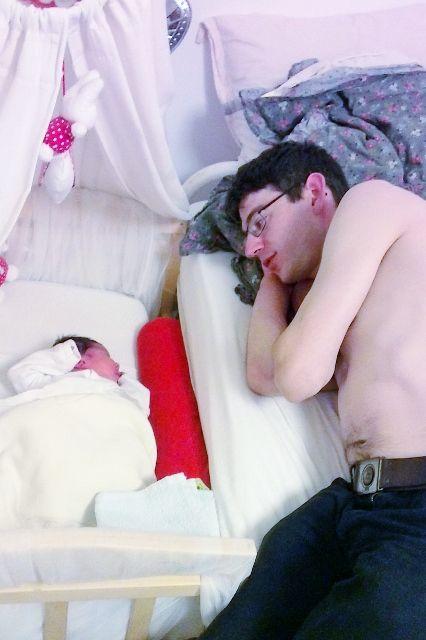 Natuurlijk ouderschap: co-sleeping - mamaliefde