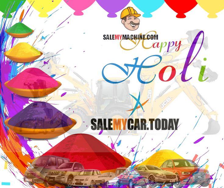 wish all Happy Holi. www.salemymachine.com – A trusted Portal for Used Construction Equipment