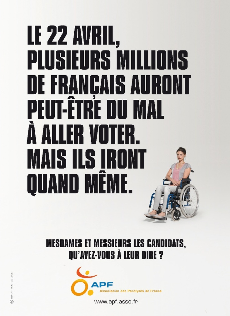 APF - L'association des Paralysés de France - Présidence