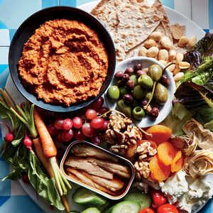 "Your Guide to Going Mediterranean | The saying ""what's old is new again"" rings true when it comes to the Mediterranean diet. This delicious, intrinsically healthy way of eating is the OG diet—and the heart of what healthy means now. Here's what you need to know to get started."