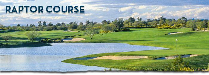 Raptor course, Grayhawk Golf Club - Scottsdale, AZ (Excellent)