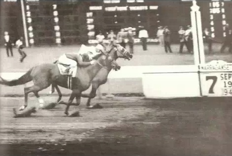 1948 - A Photo Finish Camera was used for the first time
