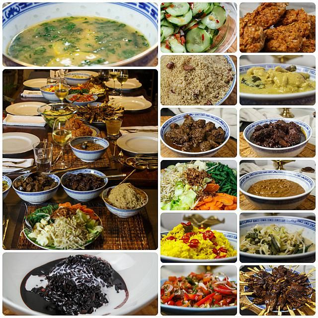 Kochevent – Indonesische Reistafel › Foodina