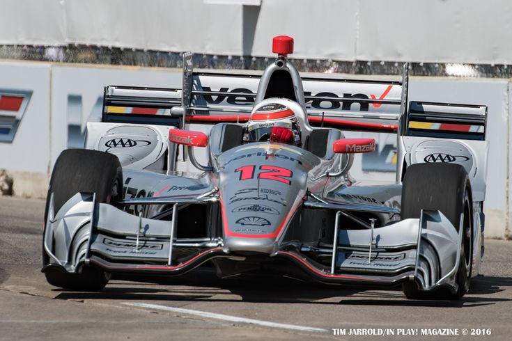 The Chevrolet Detroit Grand Prix Returns to the Motor City, June 2-4, 2017 The event will feature the cars of the Verizon IndyCar Series, the