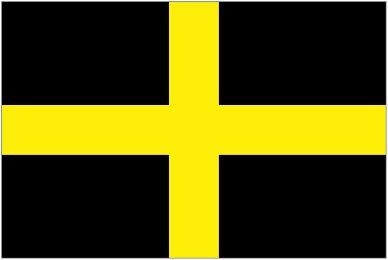 Wales Flag (St Davids Cross)