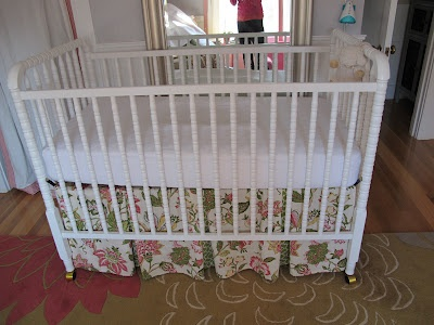 Project Shannon: Carolines crib