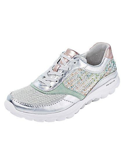 Koop Gabor - Sneakers grijs/zilverkleur in de Heine online-shop