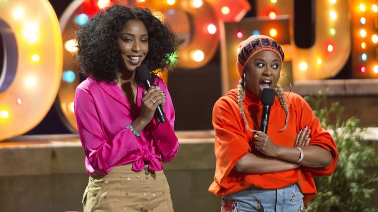 '2 Dope Queens' Jessica Williams and Phoebe Robinson discuss their journey from improv to a hit podcast to four HBO specials – and world domination.