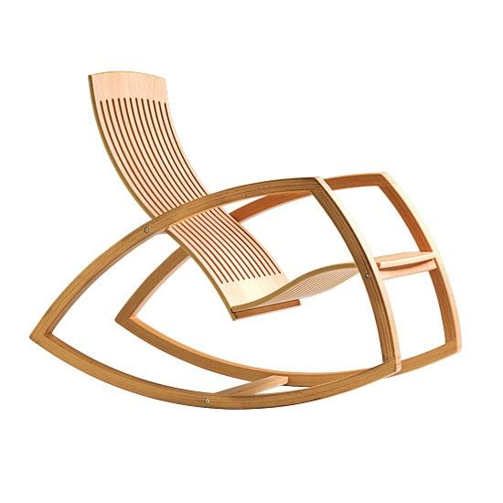 Funky Rocking Chair!