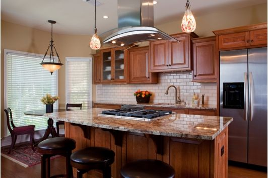 Kitchen Design With Pendant Lighting Home And Garden Design Ideas
