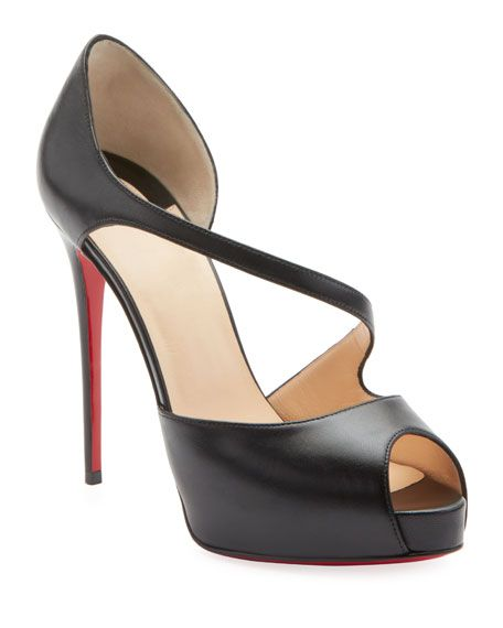 detailed pictures 90fef 3be82 Christian Louboutin Catchy Two Red Sole Pumps in 2019 ...