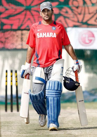 The Indian cricketers are geared up for the long season ahead and are both physically and mentally ready for the packed calendar, captain Mahendra Singh Dhoni said on Thursday.