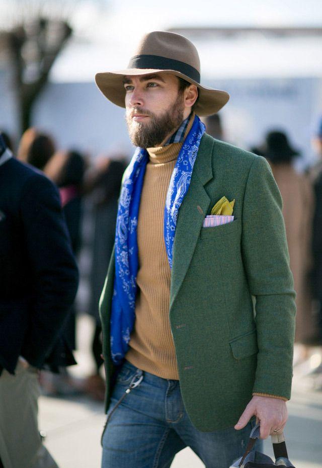 Стоит ли надевать рубашку и свитер под пиджак?