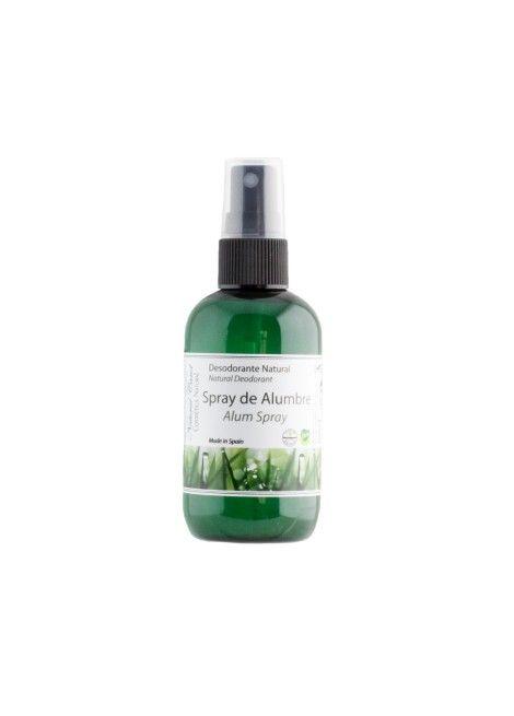 Desodorante Spray Piedra de Alumbre 100ml - Natural Carol - Tienda de cosmética natural