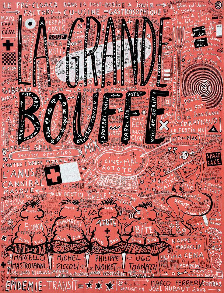 LA GRANDE BOUFFE (by Marco Ferreri)