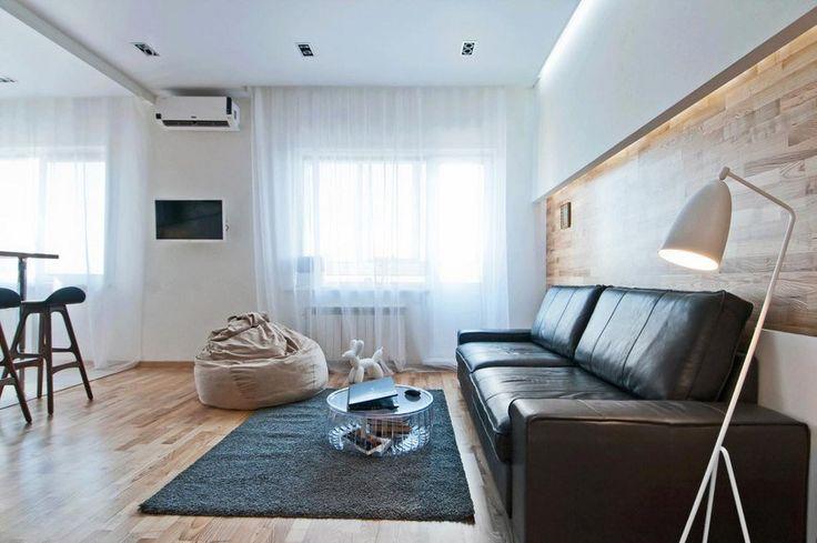 Small Apartment Interior Design Ideas #apartment #interiordesign #interior #modern #simple #cozy #room #home - Homesketch.org
