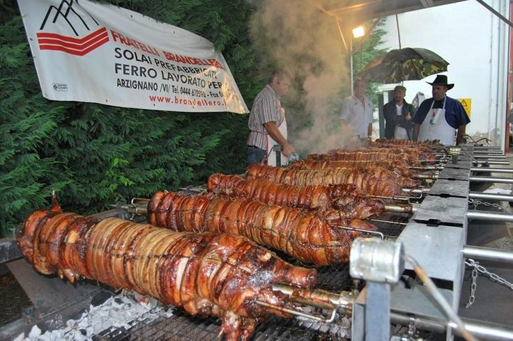 2016 Sagra di San Zeno-Saint Zeno Festival, April 22-25 and April 29-May 1, in Arzignano, Via San Zeno 32, about 12 miles west of Vicenza; 7 p.m. food booths featuring fried fish, sausage with polenta, dried code fish, and other local specialties; live music starts at 9 p.m.; April 24, 4:30-6 p.m. dance show, games and entertainment for children; May 1, country musica 4:30-6 p.m. followed by Latin American night.