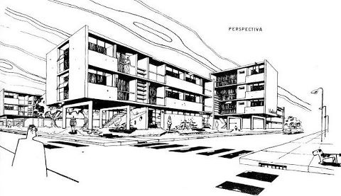 Departamentos para empleados fernando bela nde terry for Departamentos arquitectura moderna